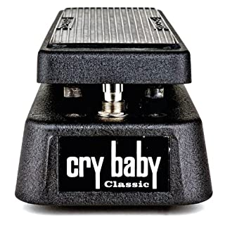 Dunlop - Crybaby Classic - Wah-Wah-Pedal (Import Großbritannien)