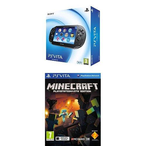 Pack PS Vita Wifi + Minecraft
