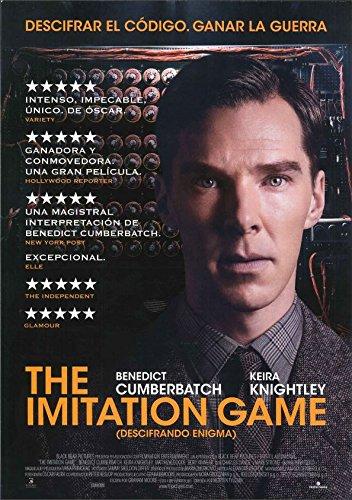 Bild von The Imitation Game - Ein streng geheimes Leben (The Imitation Game, Spanien Import, siehe Details für Sprachen)