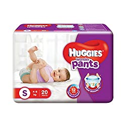 Huggies Wonder Pants Small Diapers (20 Count)