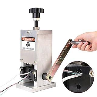 FIXKIT SD-25abisoliermaschine de hand kabelschälmaschine kabelabisoliermaschine kabelschäler, wirestripper draadstripper gereedschap kleine handmatig