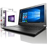 Lenovo (15,6 Zoll) Notebook (Intel Pentium N5000 Quad Core 4x2.70 GHz, 8GB DDR4, 256GB SSD, Intel HD Graphic, HDMI, Webcam, Bluetooth, USB 3.0, WLAN, Windows 10 Professional 64 Bit) #5647 (Zertifiziert und Generalüberholt)