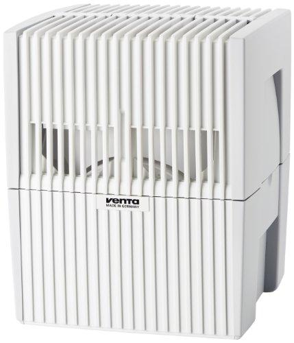Venta Luftwäscher LW15 Luftbefeuchter und Luftreiniger für Räume bis 20 qm, weiß/grau