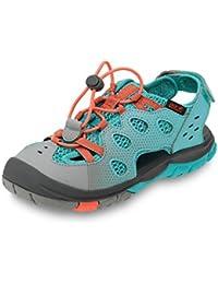 Jack Wolfskin Boys & Girls Titicaca Low Mesh Hybrid Walking Sandals