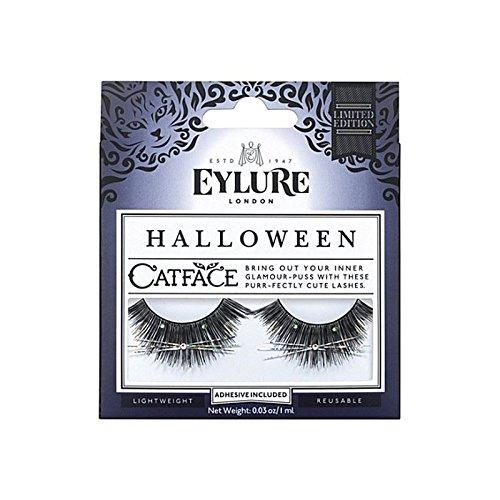 Eylure Halloween Cils Catface (Pack de 2)