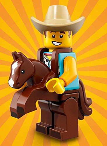 (Lego Serie 18 Party Cowboy Kostüm junge Minifigur)