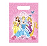 Lot-6-sachet-surprise-Princesses-Disney-Sac-Cadeau-Bonbon-Fte-Anniversaire-811
