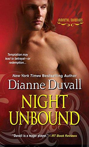 Night Unbound (Immortal Guardians)