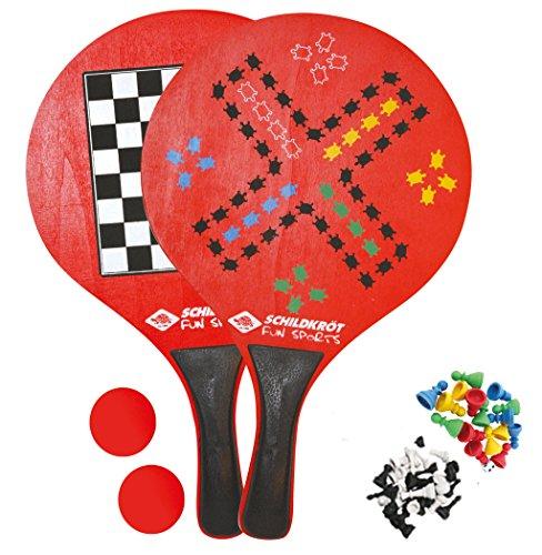 Schildkröt Funsports Juego Tenis Playa Juegos Tablero