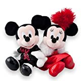 Mickey Mouse and Minnie Mouse pair stuffed animals set Big Band beat BIG BAND BEAT 2017 Tokyo Disney Sea Limited