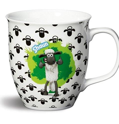 Tasse Shaun das Schaf 9,5x10cm Porzellan