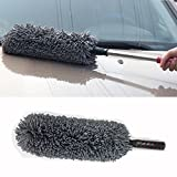 #8: Guance Car Cleaning Round Shape Duster for Hyundai Verna 2018