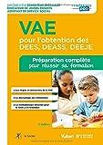 Formation VAE pour l'obtention des DEES, DEASS, DEEJE (Éducateur spécialisé, Assistant de service social, Éducateur de jeunes enfants) - Préparation complète pour réussir sa formation
