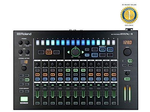 Roland MX-1 Mix Artista Performance Mixer de 18 canales