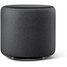Echo Sub | Powerful subwoofer for your Echo—requires compatible Echo device and compatible music streaming service