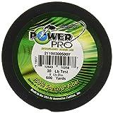 PowerPro Spectra Fiber Braided Fishing Line, Hi - Vis Yellow, 150YD/30LB