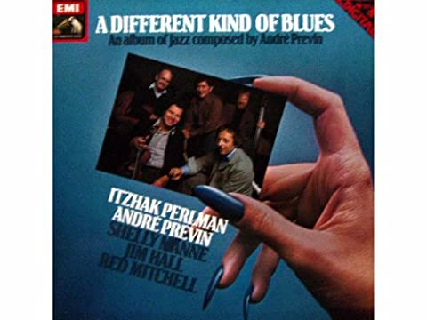 A Different Kind Of Blues [Vinyl LP record] [Schallplatte]
