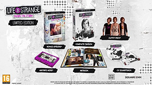 Life is Strange: Before the Storm Limited Edition galerija