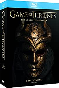 Game of Thrones - Season 1-5 [Blu-ray] [Region Free]
