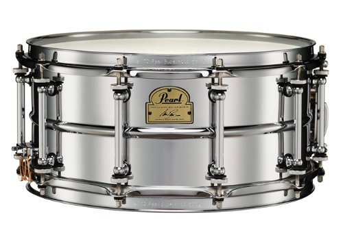 IAN PAICE MODEL 14X6 5 STEEL SHELL TB 65 SUPERHOOP II SR