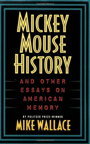 Mickey Mouse History PB (Critical Perspectives On The P)