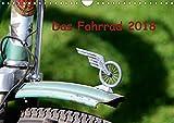 Das Fahrrad 2018 (Wandkalender 2018 DIN A4 quer): Außergewöhnliche Fahrräder an verträumten Orten (Monatskalender, 14 Seiten ) (CALVENDO Mobilitaet)