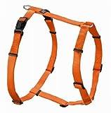 Geschirr Vario-Rapid Gr. 5/25 80-125 cm, Nylon orange