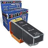 1x Druckerpatrone Kompatibel für Epson Expression Premium XP-640 Series XP-530 XP-830 XP-645 XP-540 XP-900 XP-630 Series XP-635 Drucker Tinte Patrone für Epson 33XL 33 XL T3351 Schwarz Black BK