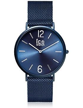 Ice-Watch Unisex-Armbanduhr CITY milanese Analog Quarz Edelstahl 012712