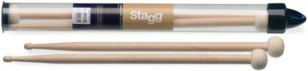 Stagg SM5A Coppia di Bastoncini di acero//5A