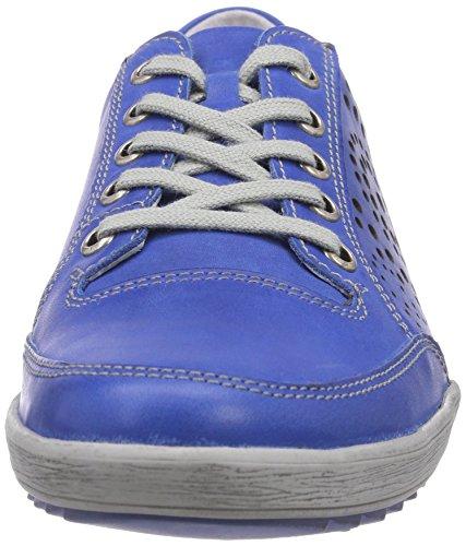 Josef Seibel Dany 19 Damen Sneakers Blau (995 521 cobalto)