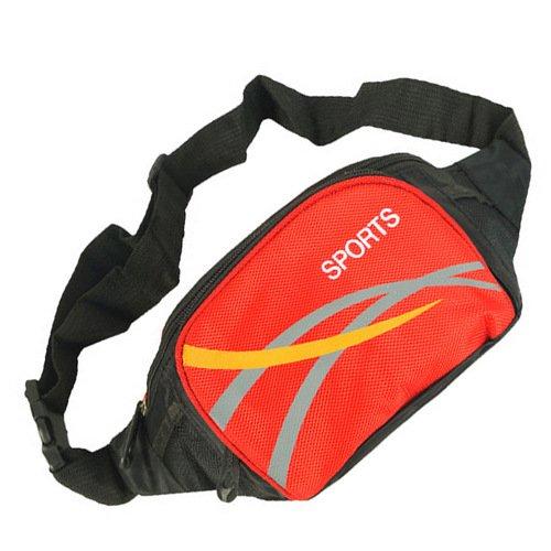 ZYT Sommer neuer Mode Sport großer Kapazität Taschen hochwertige outdoor Pocket-Pakets Red