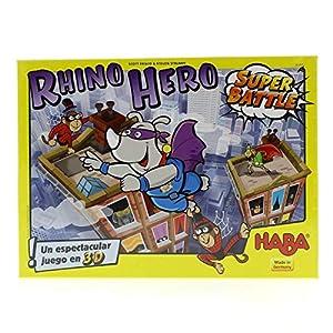 HABA- Rhino Hero Super Battle (303205)