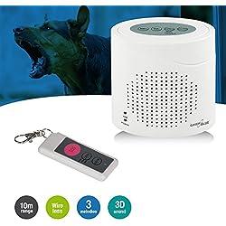 GreenBlue GB115 Kabelloser Elektronischer Wachhund Alarmanlage Hundegebell
