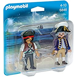 Playmobil Duo Pack - Duo Pack Pirata y Soldado (6846)