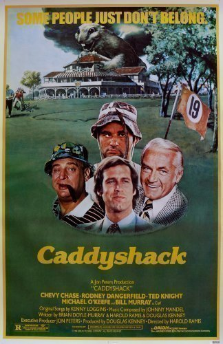 large-vintage-movie-poster-chevy-chase-bill-murray-in-caddyshack