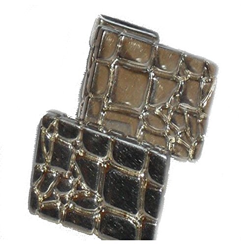 thomas-pink-sterling-reptile-oblong-sterling-silver-cufflinks-new-box