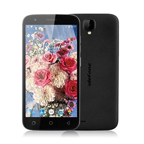 Ulefone U007 Pro - Smartphone libre 4G Android 6.0 (Pantalla 5.0