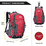 Diamond Candy Tourenrucksack 40L rot - 6
