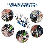 Oziral-Kit-Riparazione-per-Bici-11-in-1-Attrezzo-Multifunzione-da-Bici-con-Kit-di-Patch-e-Leve-del-Pneumatico-Separatore-Catena-Universale-Kit-di-Attrezzi-per-Riparazione-della-Bicicletta