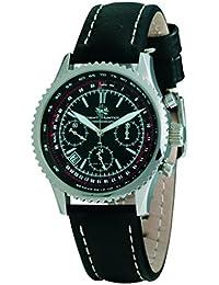 Moscow Classic 31681-00811027 - Reloj , correa de cuero color marrón
