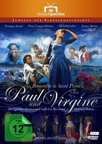 Bild von Paul und Virginie - Die komplette Abenteuerserie (Fernsehjuwelen) [4 DVDs]
