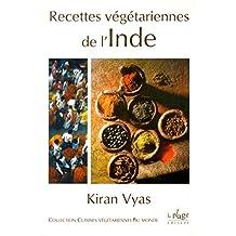 Recettes végétariennes d'Inde