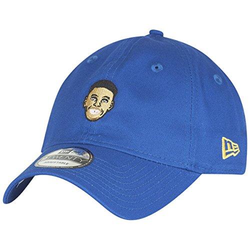 A New Era-New era9twenty Primary Head Cap-Blue