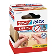 tesapack® Spar-Set: 5x 05079-06-01 Express, braun 33m:38mm