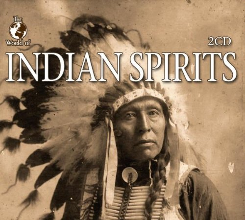 Indian Spirits - Folk American Musik-dvd