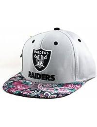 Los Angeles LA Raiders Custom Paisley Snapback Hat Kappe Mütze