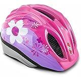 Puky 9521 PH 1-S/M Fahrradhelm, Lovely Rosa