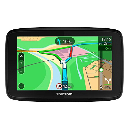 TomTom Via 53 Europa 45 GPS per Auto, Display da 5