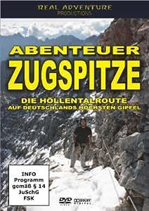 Abenteuer Zugspitze - Die Höllentalroute auf Deutschlands höchsten Gipfel (2 DVDs)